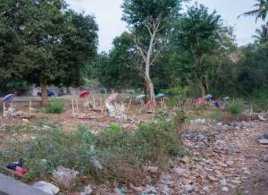 Nusa Lembongan graveyard